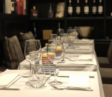 Foro Romano - Restaurant gastronomique italien